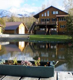 Reservations & Directions to Bear Lake Lodgings, Seward, Alaska