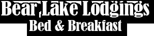 Bear Lake Lodgings